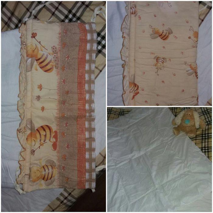 Бортики в детскую кроватку постель Одесса - изображение 1