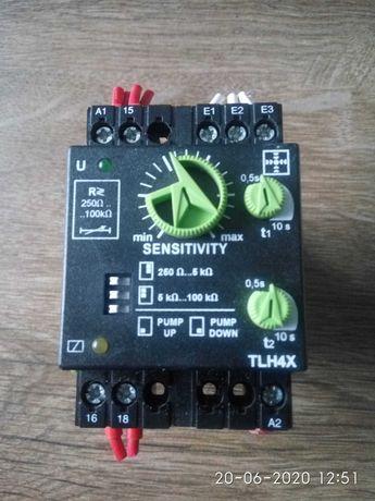Przekaźnik czasowy tele TLH4X, od 0,5 do 10 s, polecam używany
