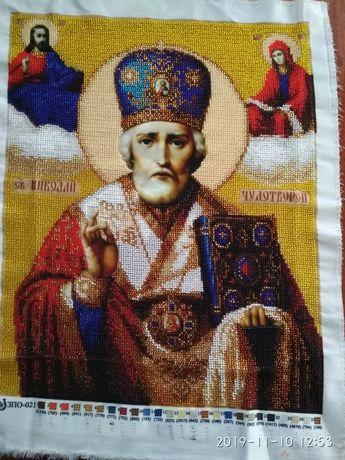Ікона св. Миколая