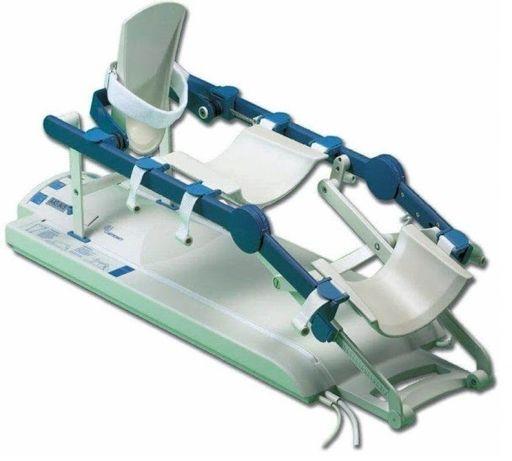 Szyna CPM Artromot K2 do rehabilitacji stawu. Wynajem , wypożyczalnia