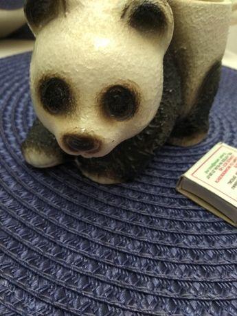 Панда керамическая, под цветок, под карандаши, под сахар или соль