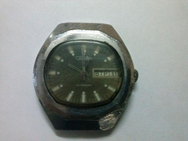 """часы наручные марки """"Слава"""""""