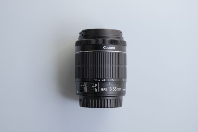 Canon EF-S 18-55mm f/3.5-5.6 IS Zoom