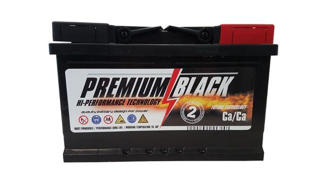 Akumulator samochodowy Premium Black 74Ah/700A