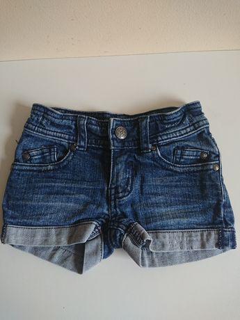 Дитячі джинсові шорти 92р