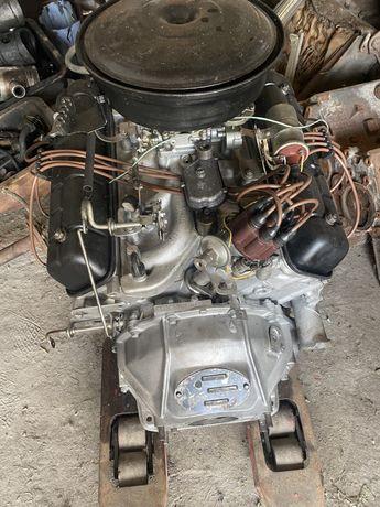 Двигун газ 66 «новий»