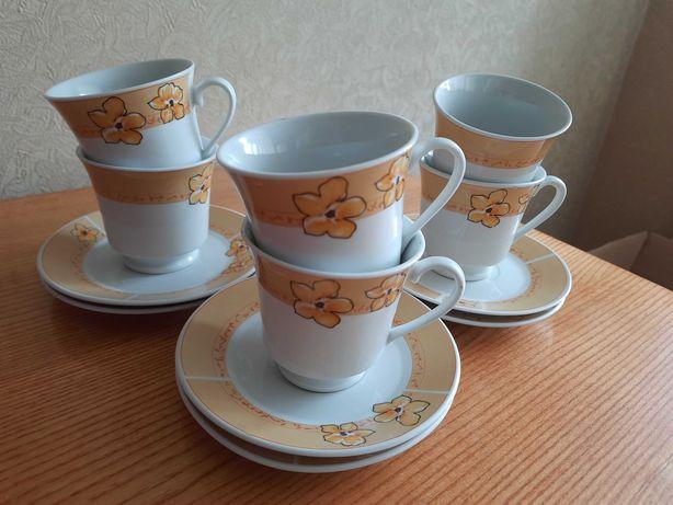 Сервіз кавовий на 6 персон