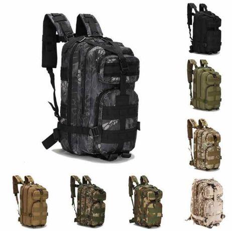 Тактический штурмовой военный городской рюкзак 23-25 литров