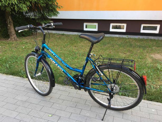 Rower Grand City - gotowy do jazdy :)