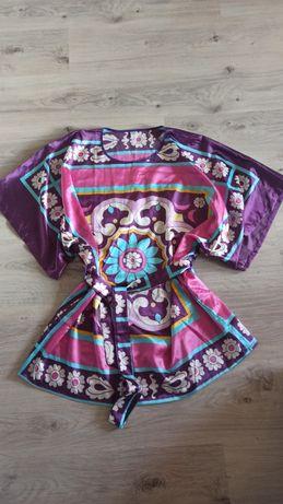 Bluzka tunika kimono nietoperz 48 50 52