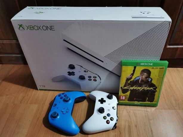 Xbox One S 1tb + Super HIT + Pady /zamiana na inną konsole/polecam