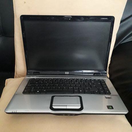 Computador Portátil HP DV6700 para peças avariado