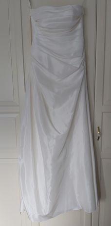 Suknia ślubna Gala ecru ecri, rozmiar 40 super cena