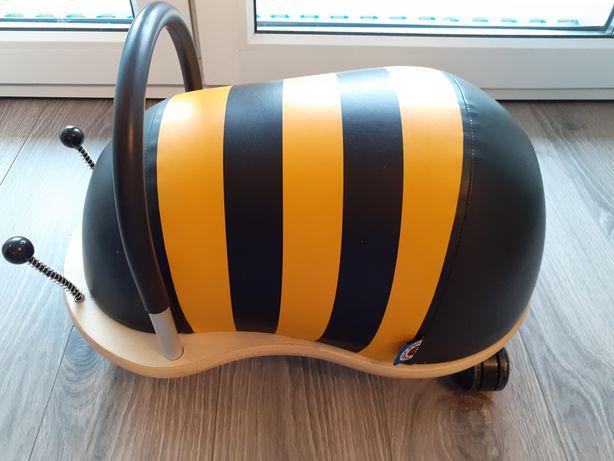 Whelly bug pszczoła jezdzik duży 3+ jak nowy