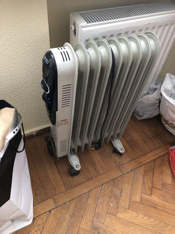 Радиатор батарея масляная обогреватель