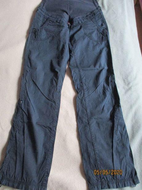 Spodnie ciążowe na lato H&M, czarne, L