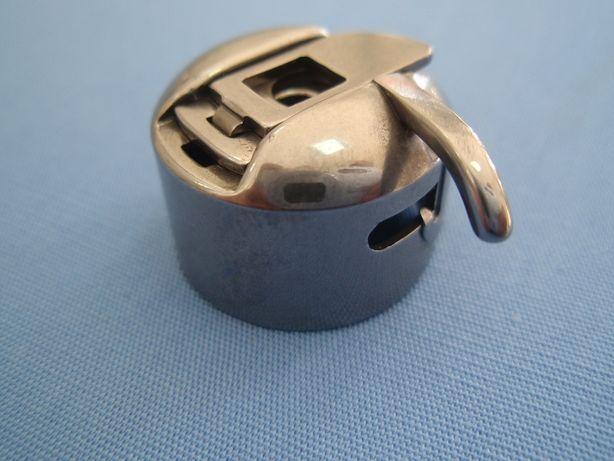 Caixa de bobine máquina costura Singer , Oliva