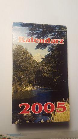 kalendarz zdzierany 2005