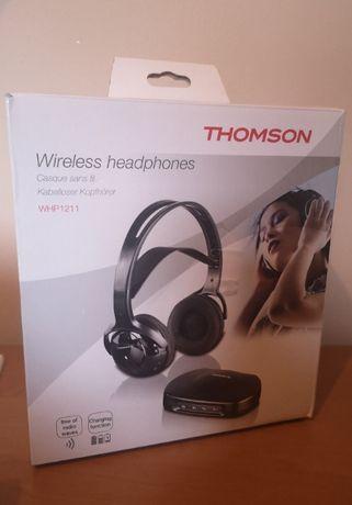Słuchawki nauszne Thomson WHP 1211