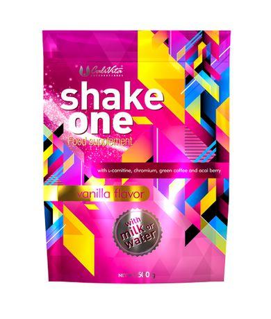 Shake One Calivita białko+węglowodany odchudzanie utrata wagi fitness