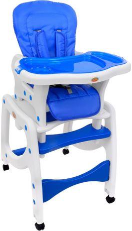 Krzesełko do karmienia 5w1 + stolik BABYMAXI