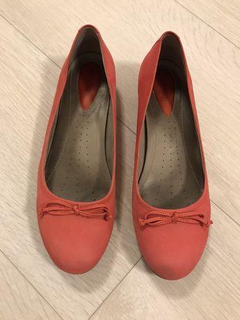 Туфли ecco (оригинал), б/у в отличном состоянии, 40 размер