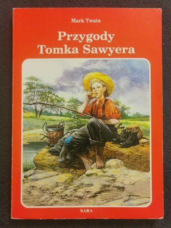 Przygody Tomka Sawyera Lektura Mark Twain