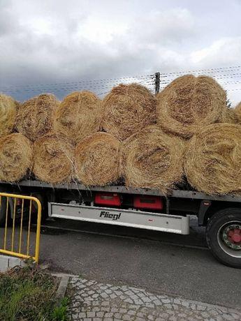 Sprzedam siano z łąk ze realne zdj cena z transportem do klienta