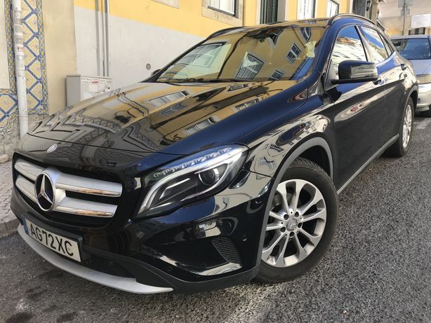 Lindo Mercedes GLA 180