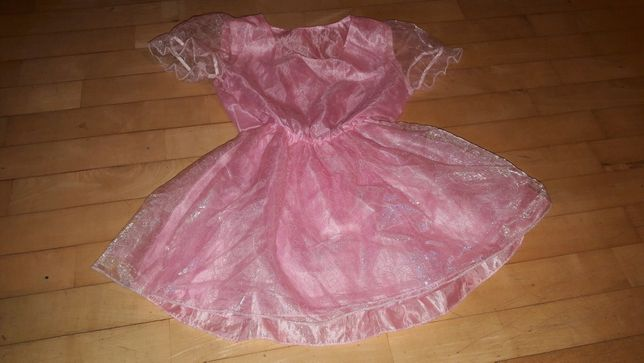 Błyszcząca balowa sukienka 101 110