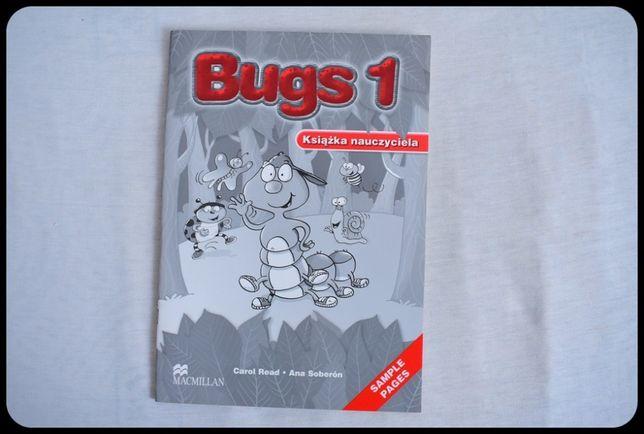 Bugs 1 Książka nauczyciela MACMILLAN + płyta CD