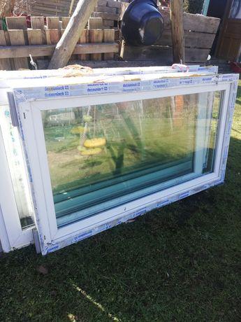 Okna plastikowe, używane