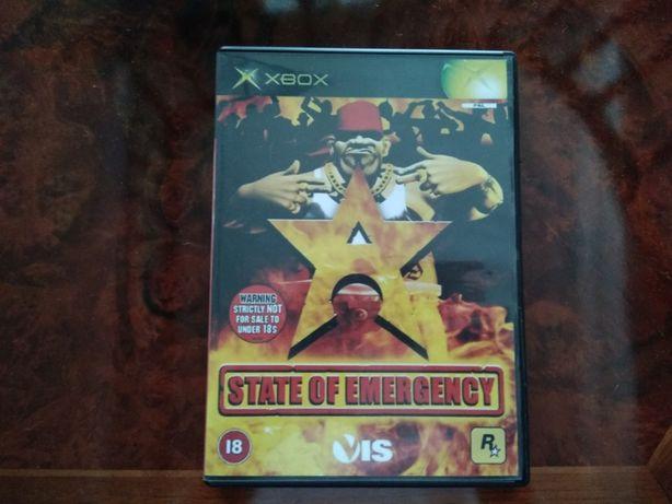 State of Emergency para a Xbox original