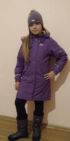 Зимнее термо пальто Reima tek р.146