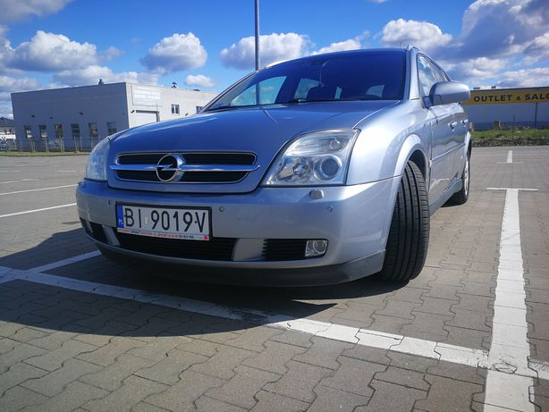Opel vectra c 2.0 t. Lpg