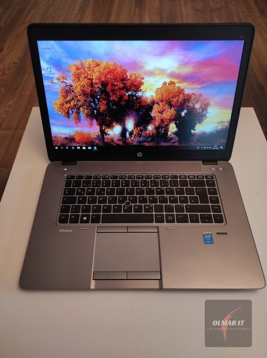 Laptop HP Elitebook 850 G1 i5 1.9GHz 8GB RAM 120SSD Kamera Wytrzyszczki - image 1