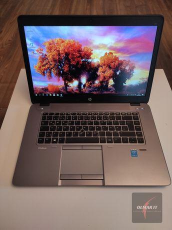 Laptop HP Elitebook 850 G1 i5 1.9GHz 8GB RAM 120SSD Kamera