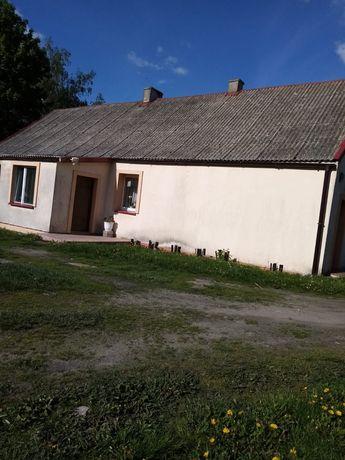 Dom  120m w malowniczej okolicy z prywatnym, stawem.Ogorzeliny