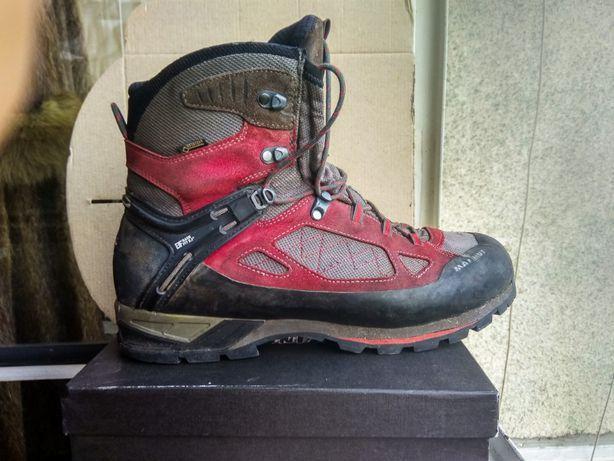 Mammut трекинговые ботинки 47 (не Scarpa, Meindl, sportiva