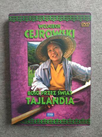 Płyta DVD Cejrowski Boso przez świat Tajlandia