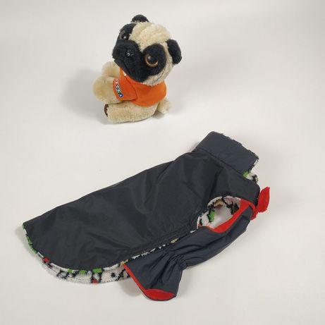 Одежда для собаки накидка попона