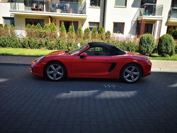 Porsche Boxster stan idealny! Możliwa zamiana na auto lub działkę