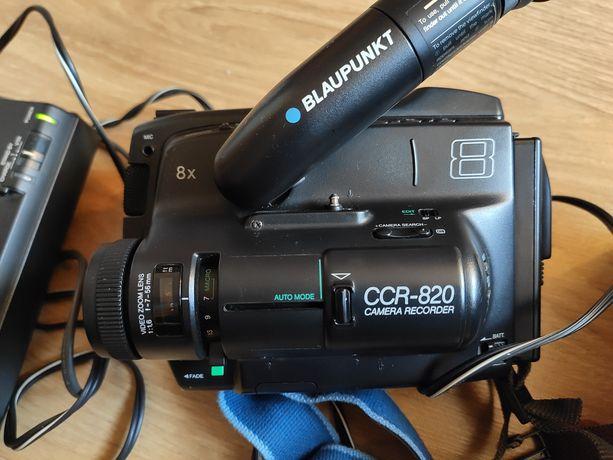 Kamera VHS, Blaupunkt CCR-820, działa