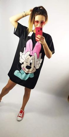 Tunika Mickey Minnie Mouse M, L, XL