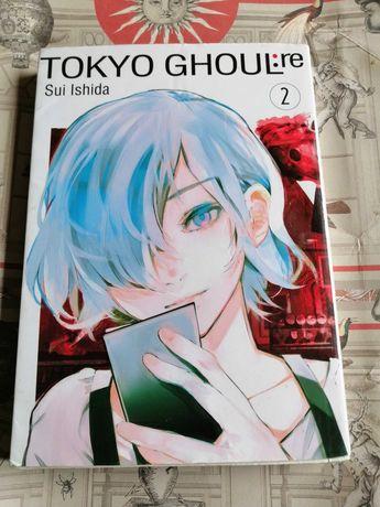 Tokyo Ghoul 2 manga