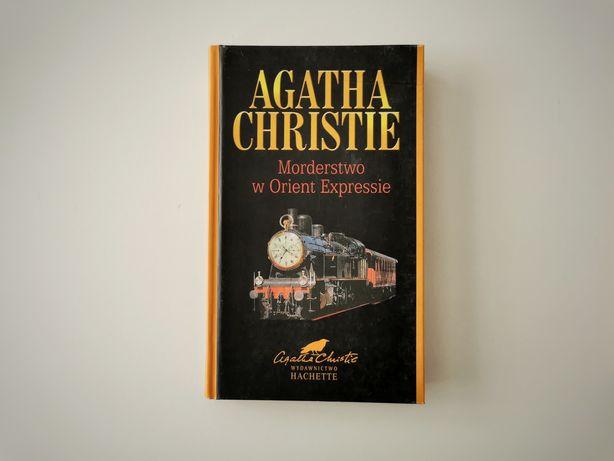 Agatha Christie - Morderstwo w Orient Expressie, tom 1, wyd. Hachette