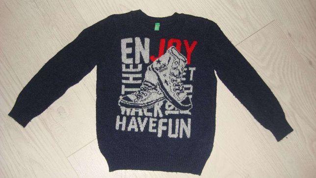 свитер Бенеттон, разм.82