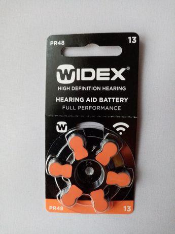 Baterie Widex do aparatu słuchowego