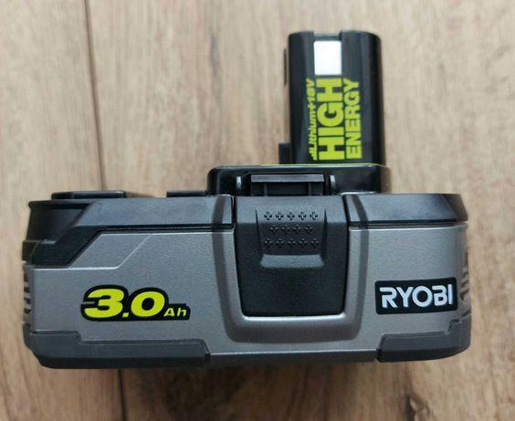 Ryobi RB18L30 Akumulator HIGH ENERGY 18V 3,0Ah nowy