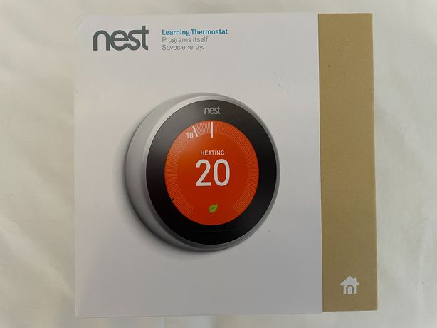 Termostato Inteligente - nest